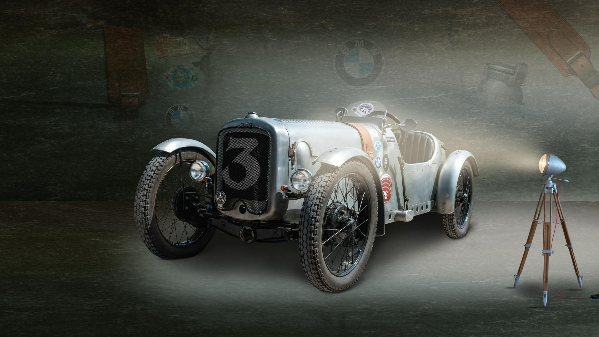 BMW Dixie Da3 Wartburg
