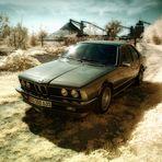 -- BMW E24 --