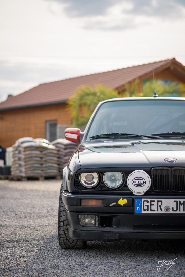 Bmw E30 318is Rallye Car 91 Foto Bild Autos Zweirader