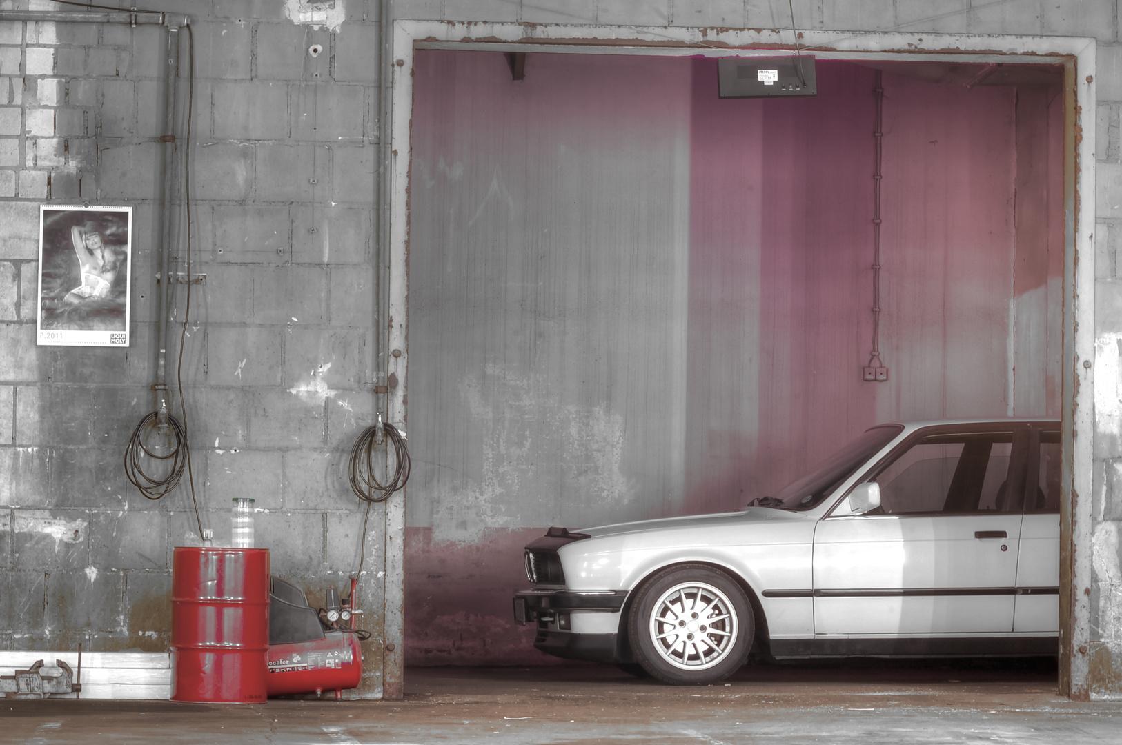 BMW E30 325i VFL
