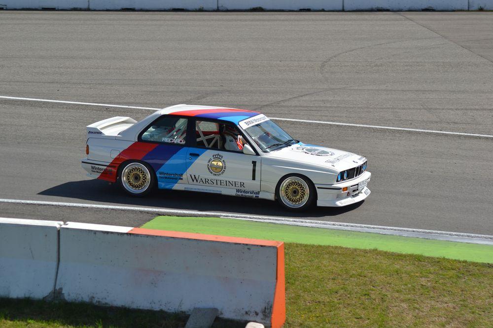 BMW e30 DTM Hockenheimring