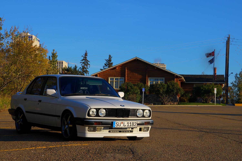 BMW E30 Turbo #2