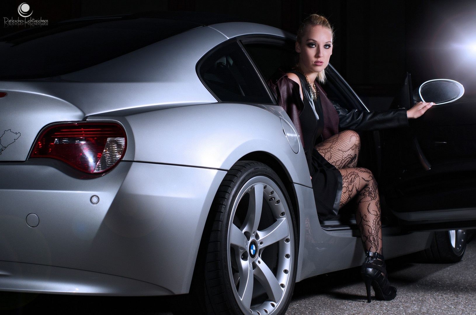 BMW E86 und Valerie
