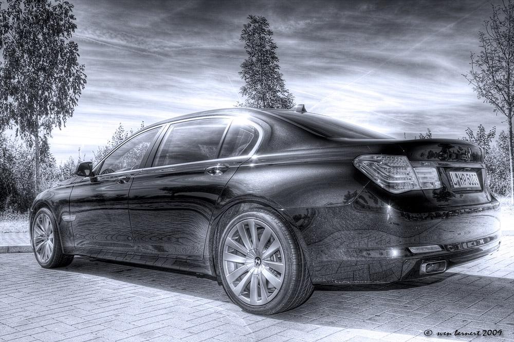 BMW F02 750Li #2
