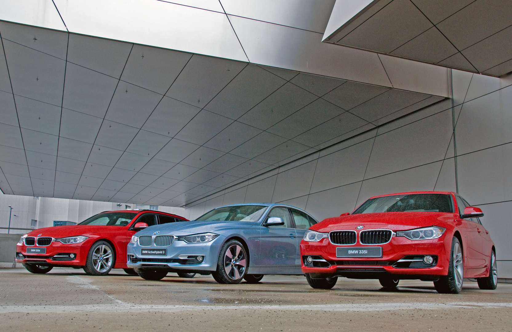 :BMW F30: