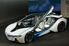 BMW, Freude am Fahren...