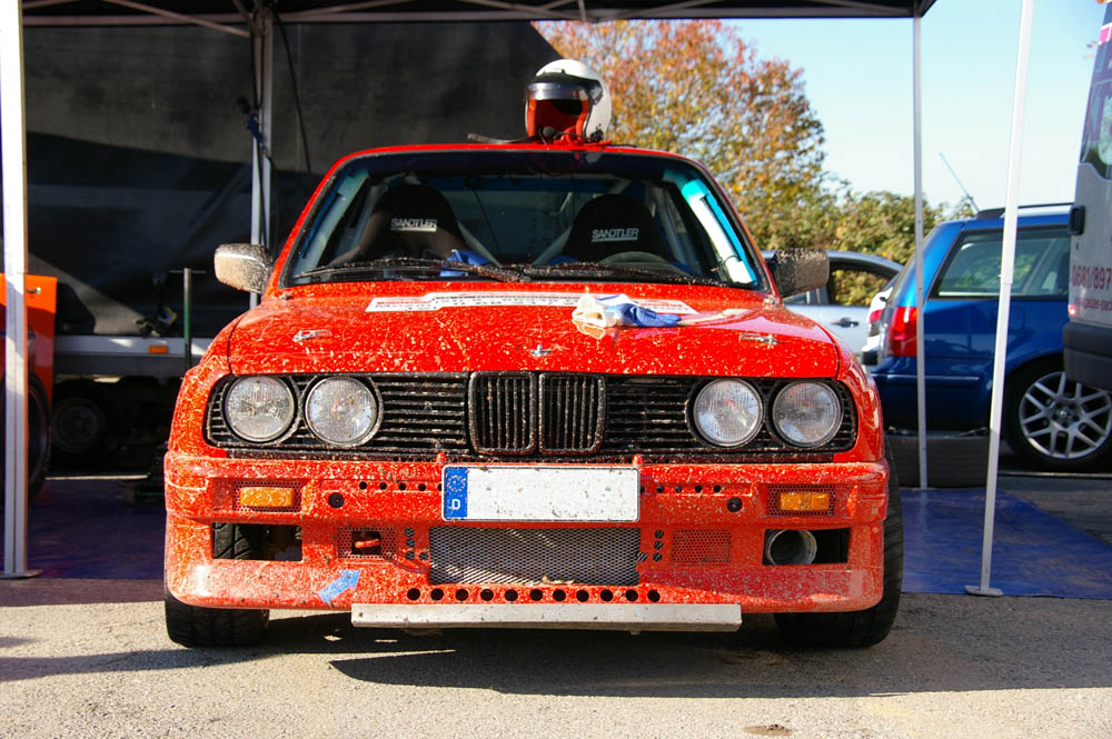 BMW M3 E30 Rallye