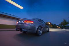 BMW M3 noch etwas später...