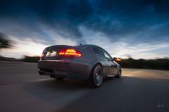 BMW M3 Rückansicht