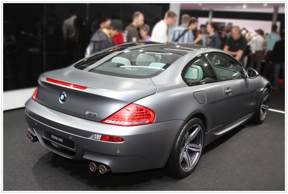 BMW M6 IAA