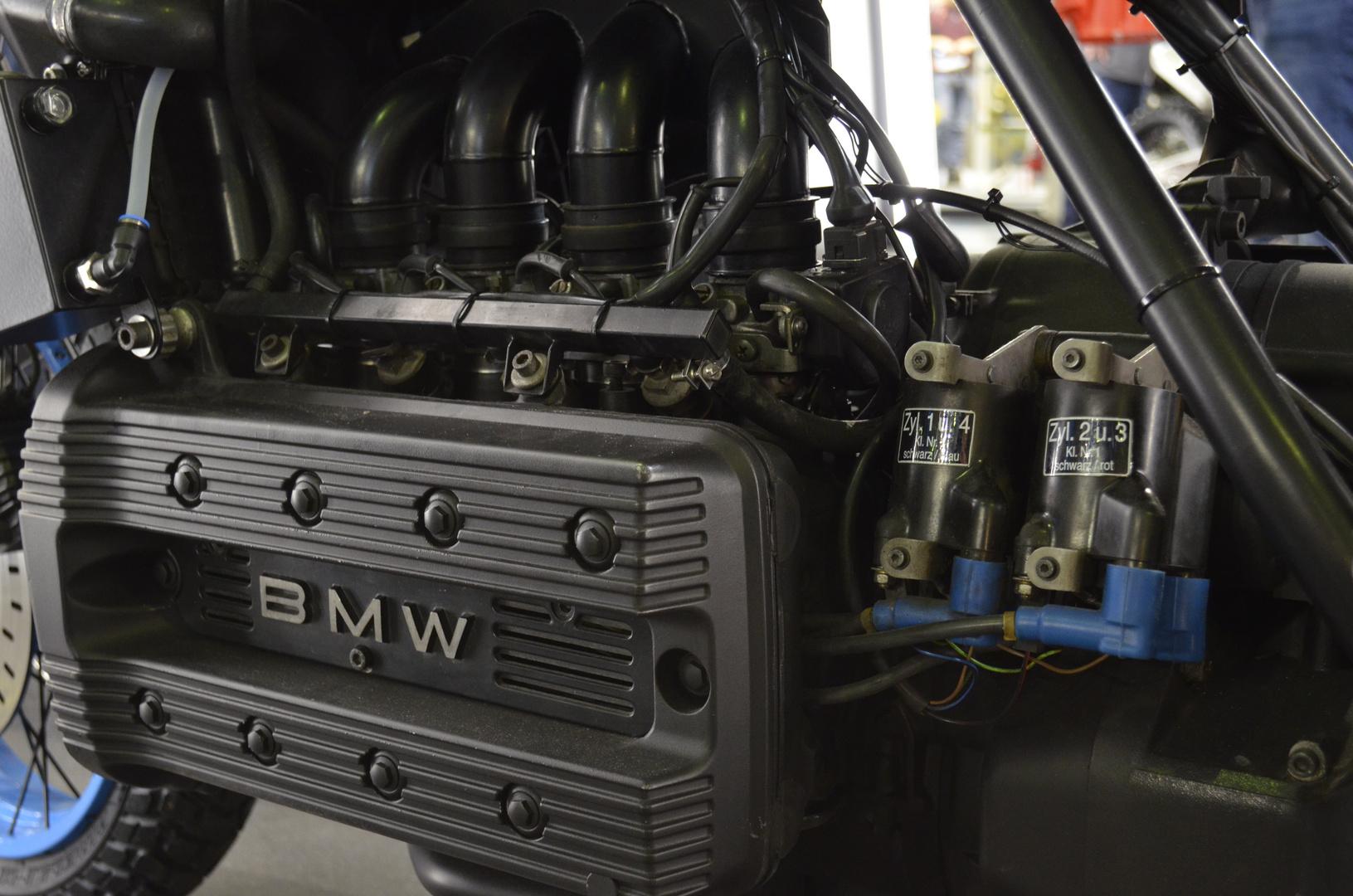 BMW Motorblock