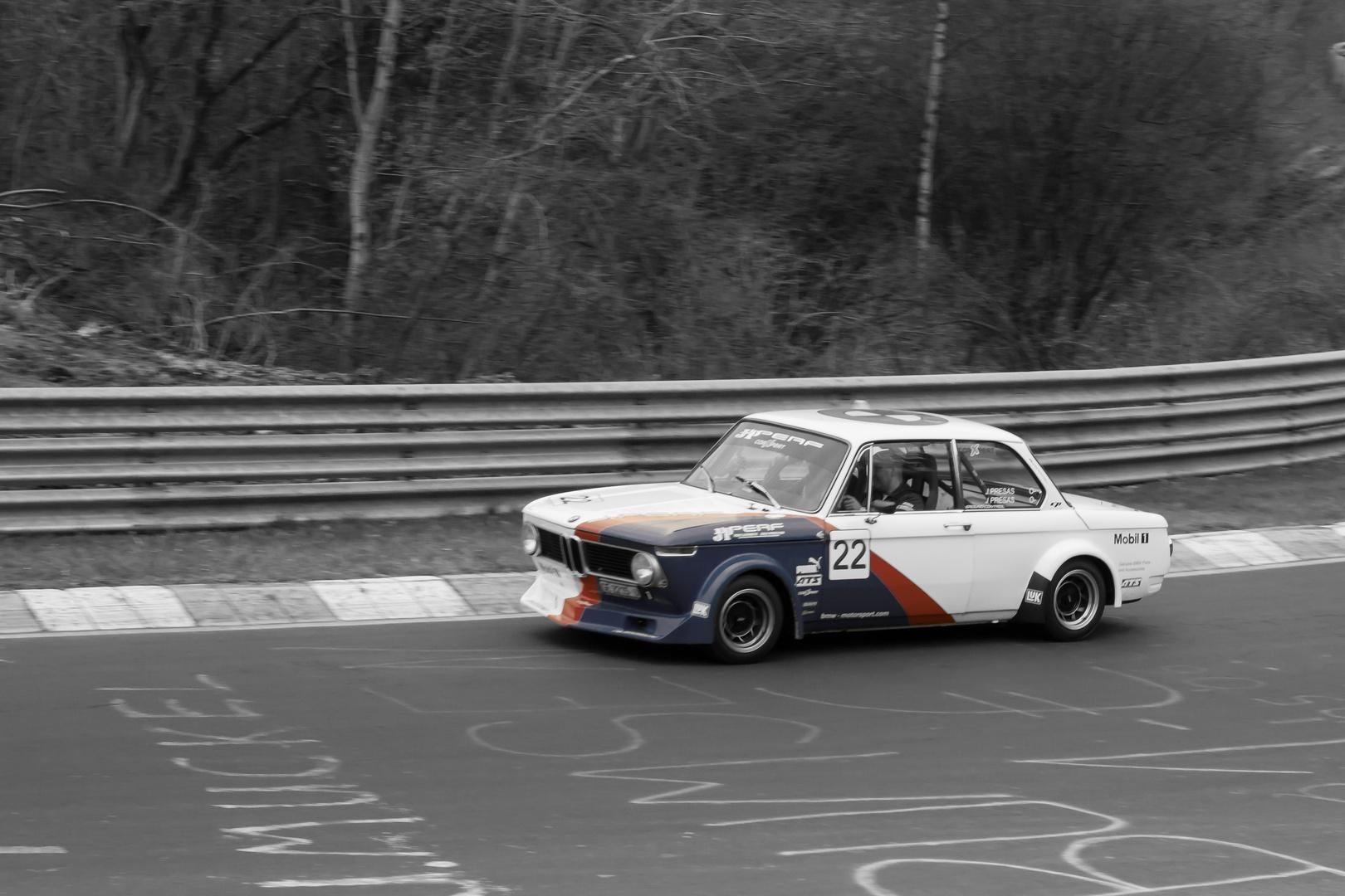 BMW Nordschleife