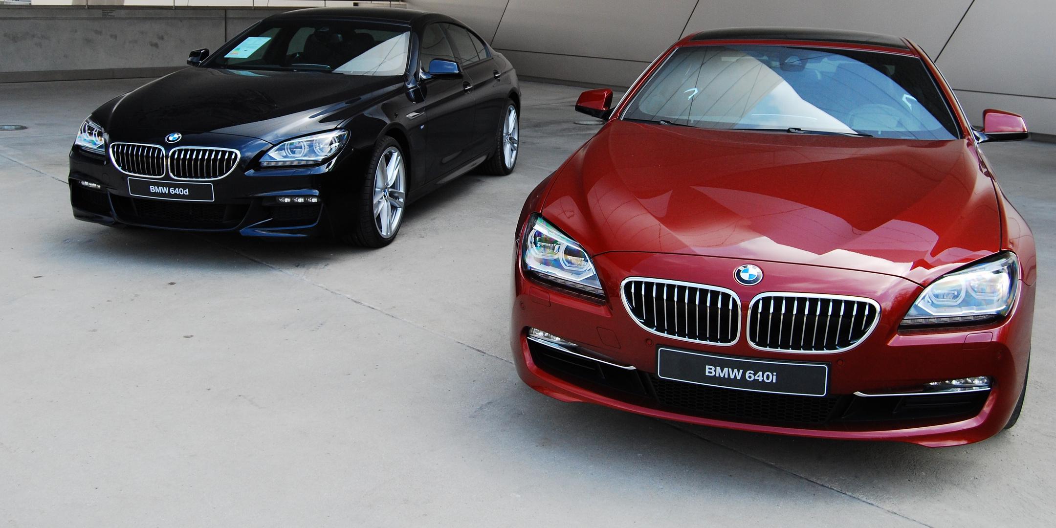BMW - Parade
