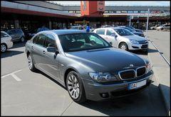 BMW Personenschutz BKA
