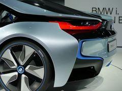 BMW Prototyp IAA Frankfurt