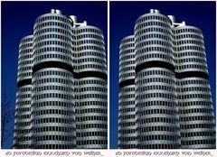 BMW TOWER 3D