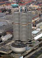 BMW Turm