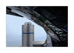 BMW Verwaltungsgebäude