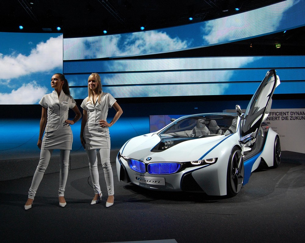 - BMW Vision - Concept Car -