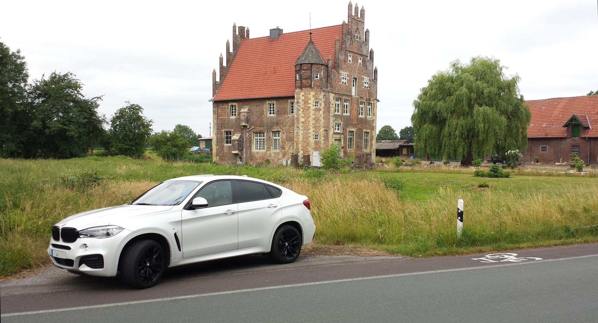 BMW X6 F16 50i - Haus Klein Schonebeck Nottuln