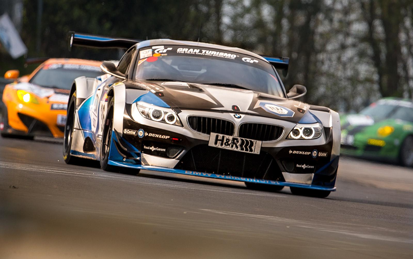 BMW Z4-GT3