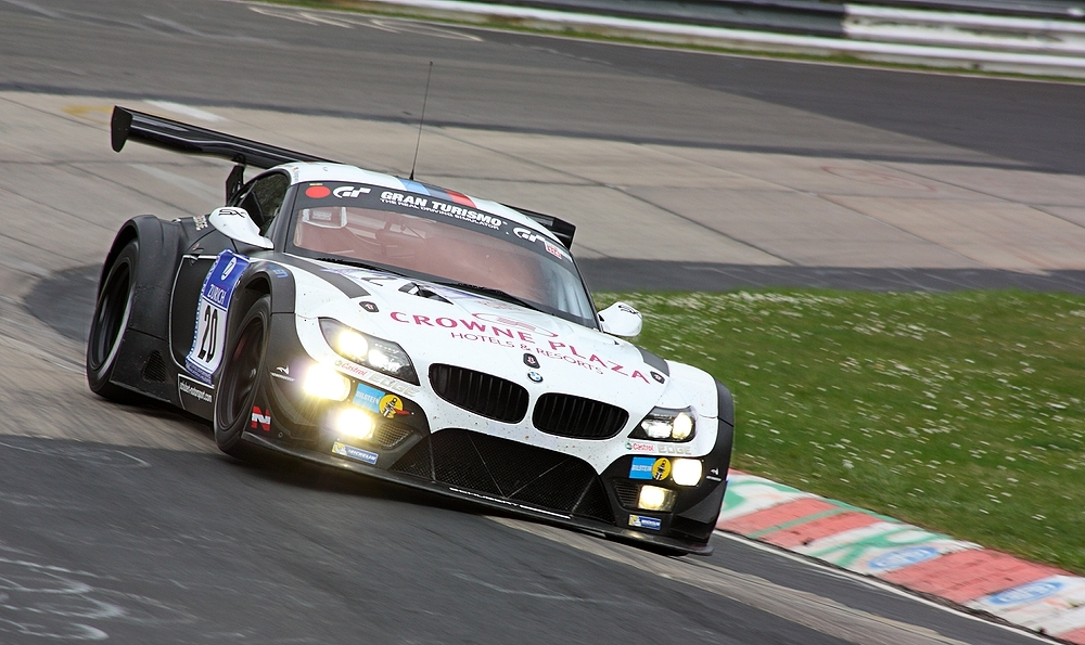 BMW Z4 GT3 Schubert Motorsport