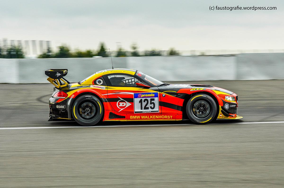 BMW Z4 GT3, VLN Nürburgring, Langstreckenmeisterschaft