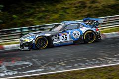 BMW Z4 GT3 - Walkenhorst Motorport