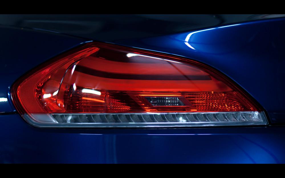 BMW Z4 Rückleuchte