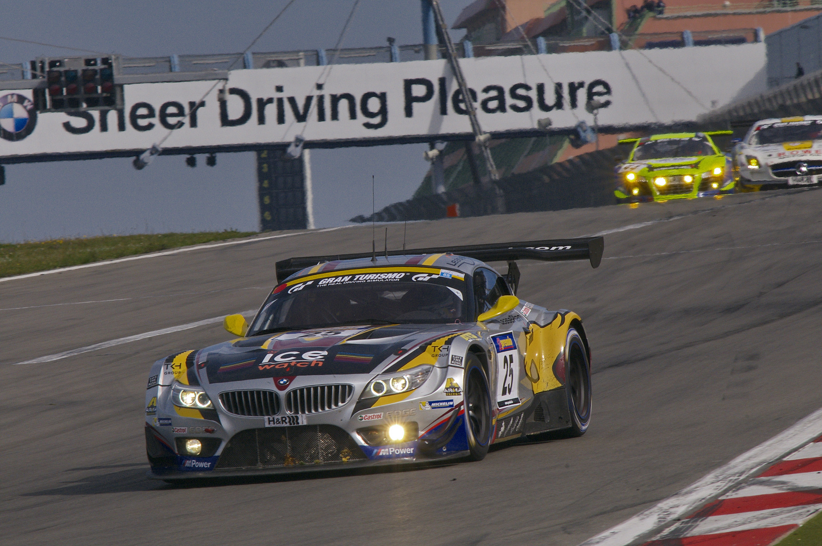 BMW Z4 Team Marc VDS...