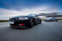 BMW Z4M vs. BMW M3