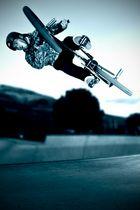 BMX Blue