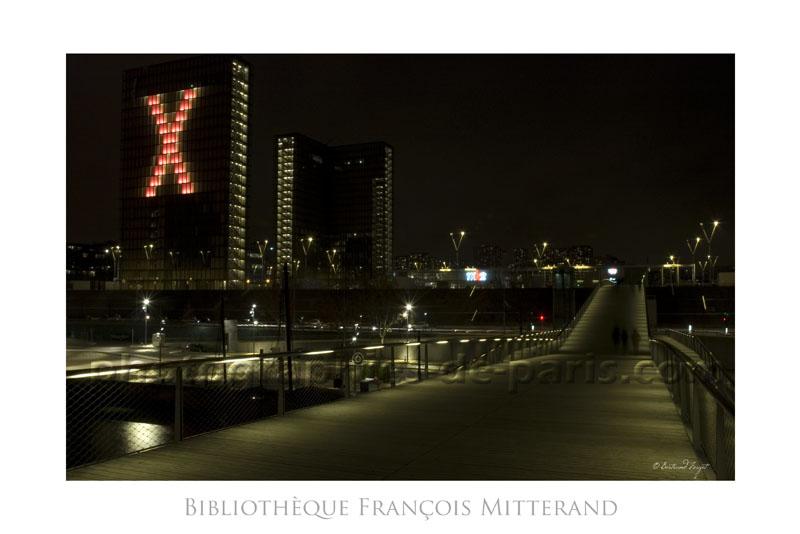 BnF by night