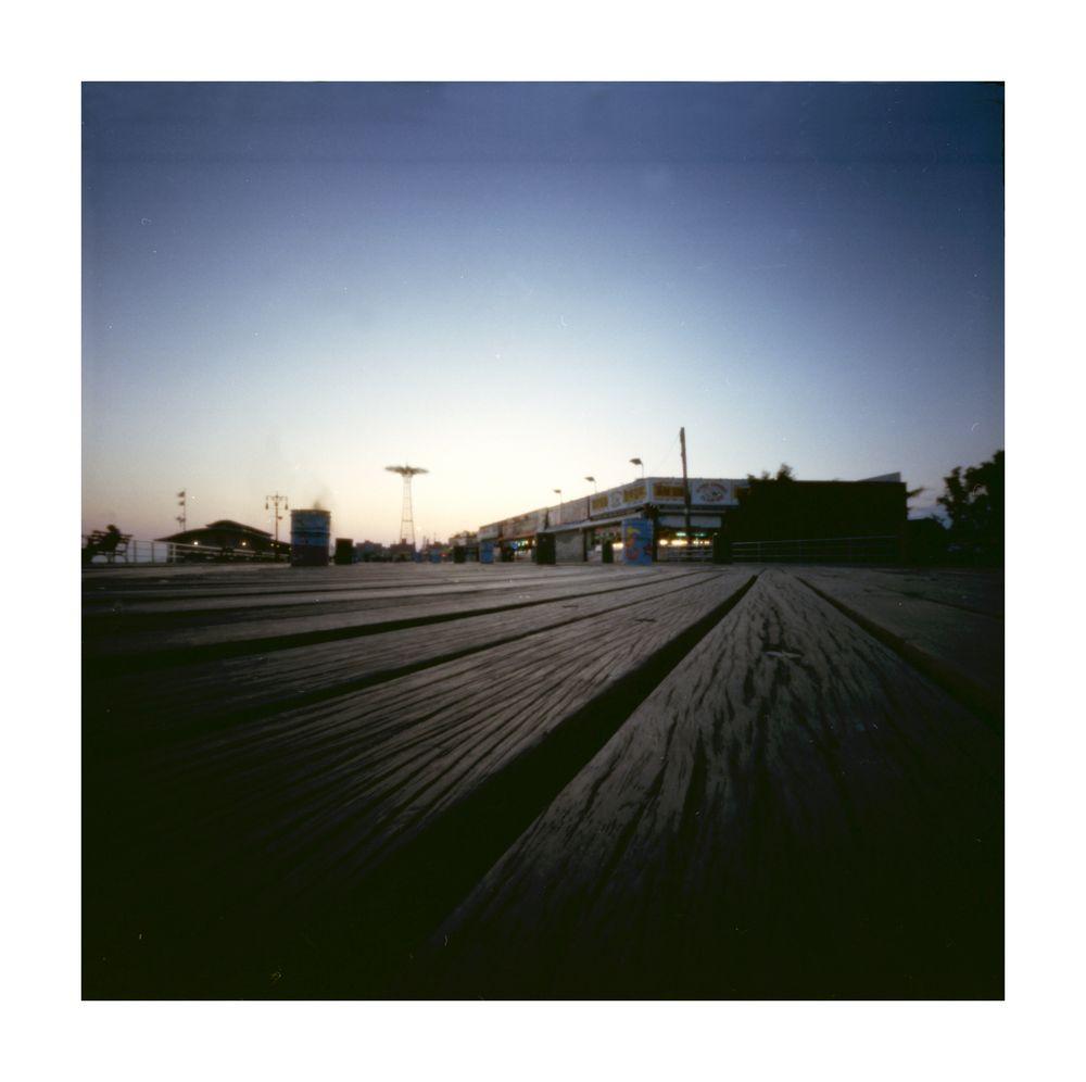 Boardwalk Evening