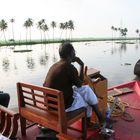 BOAT  Kerala backwater + Reisestory Ü1100K