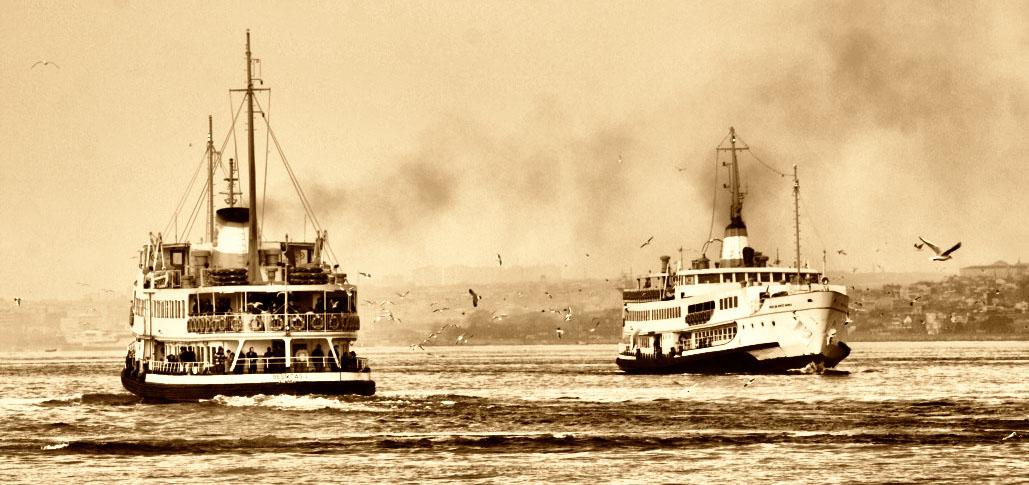Boat Tour in Istanbul