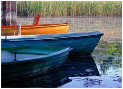 Boat trip? - Bootsausflug?