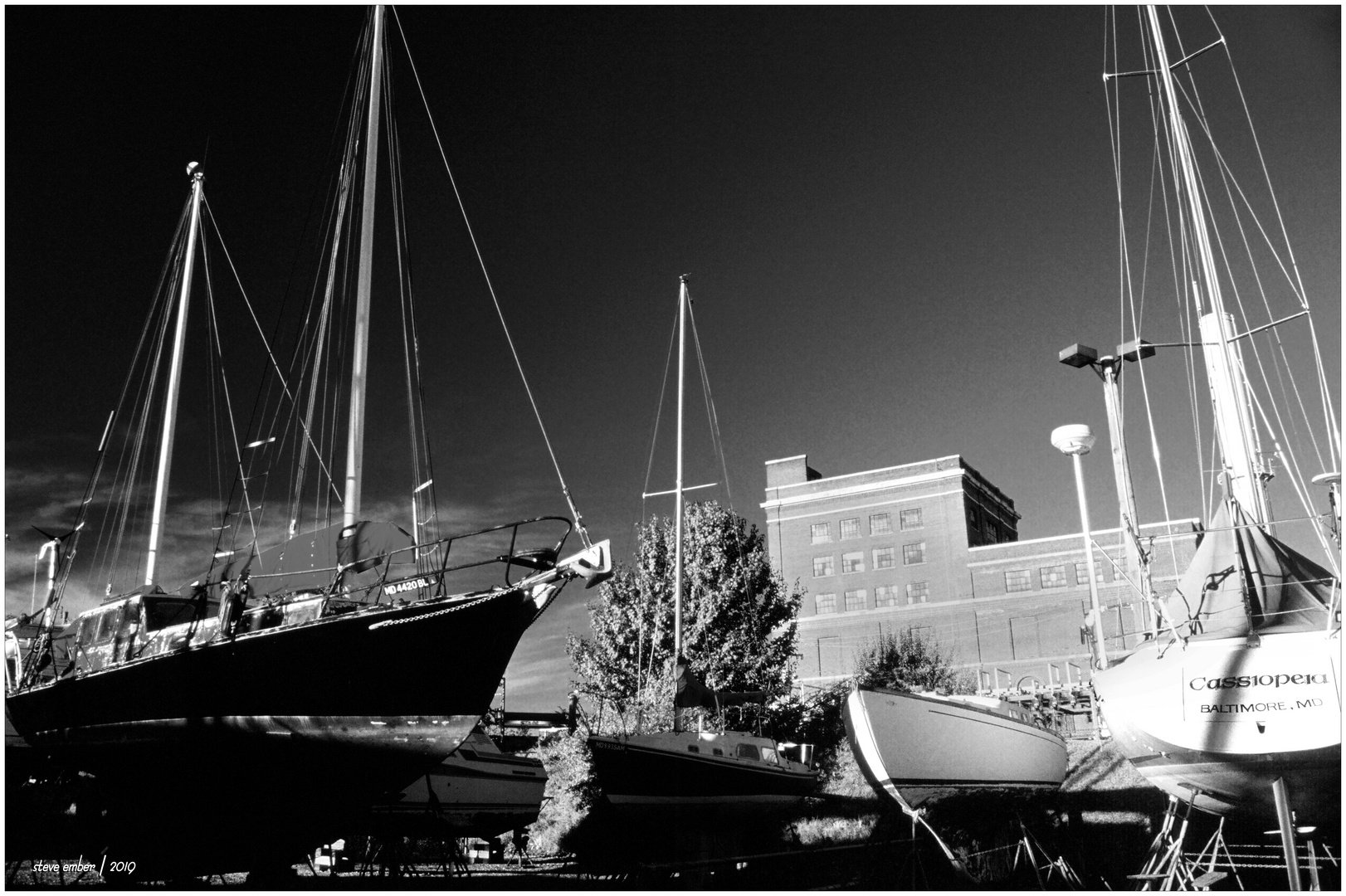 Boatyard, South Baltimore