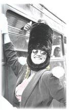 Bobbywoman at Freeparty Vienna