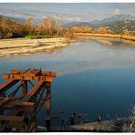 bocca del fiume Liamone.Corsica 3