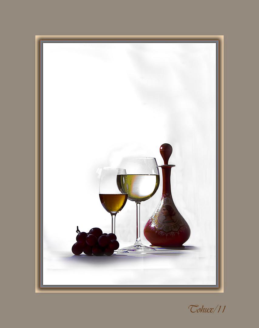 Bocdegón en Altas luces (Uvas, vino y licores)