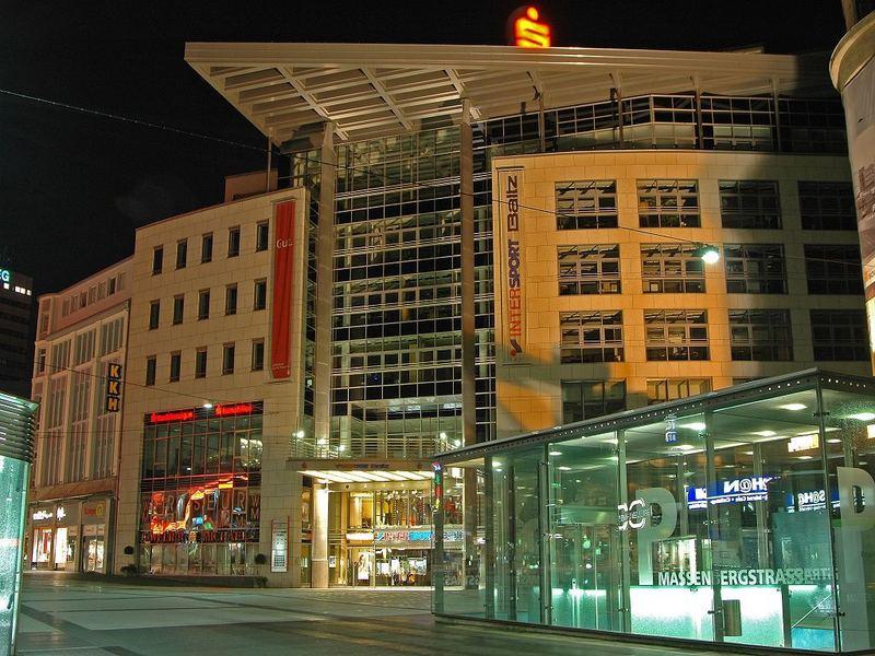 Bochumer Innenstadt