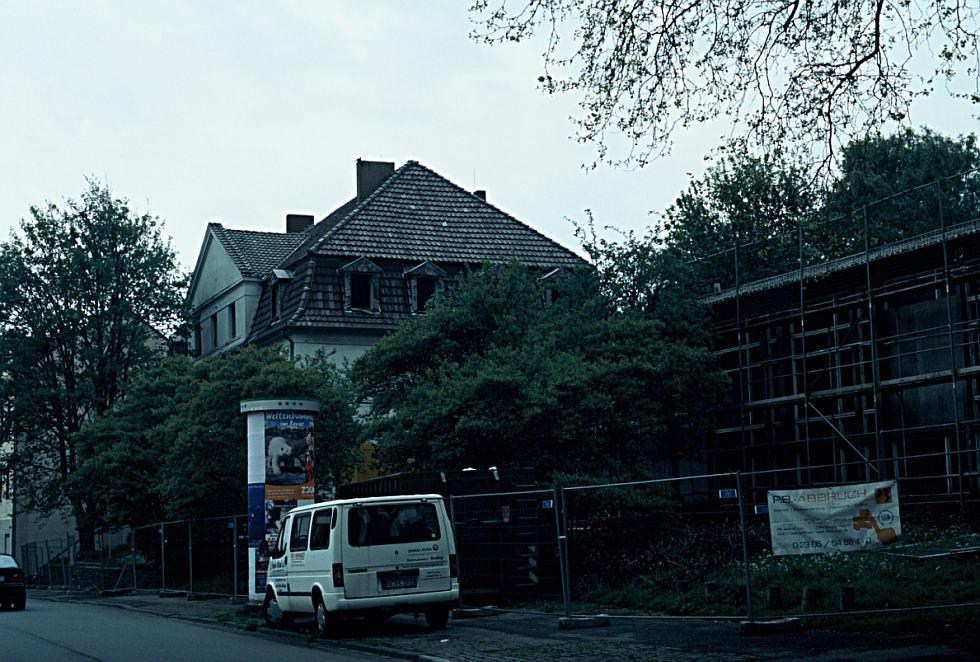 Bochumer Norden/Kneipe Zum Nordpol entkernt