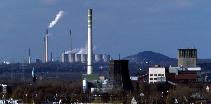 Bochumer Norden/Zwei E.ON Kraftwerke