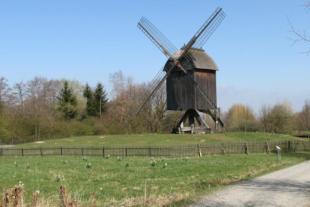 Bockwindmühle im Hessenpark