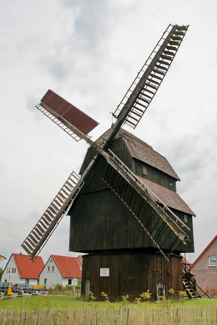 Bockwindmühle von 1702
