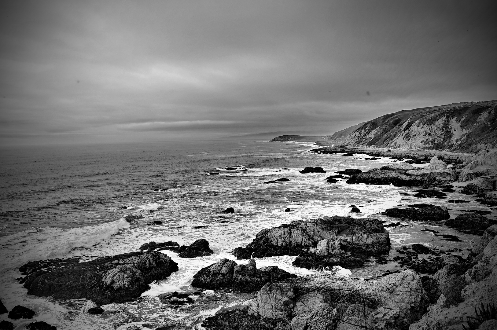 Bodega Bay - Waiting for the whales
