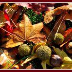 Bodegón de otoño