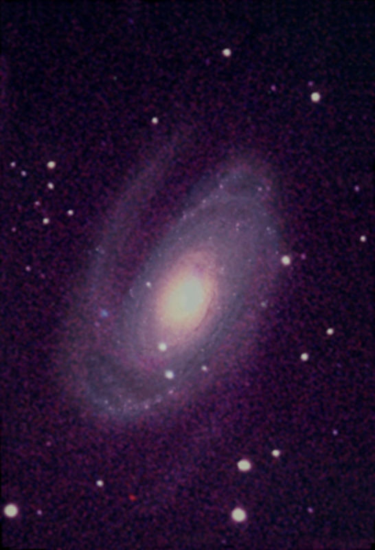 """Bodes Galaxie"" - M 81 - Ursa Major II"