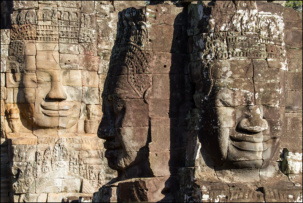 Bodhisattva in Angkor III
